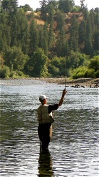 Relicensing issues for Spokane river fishing