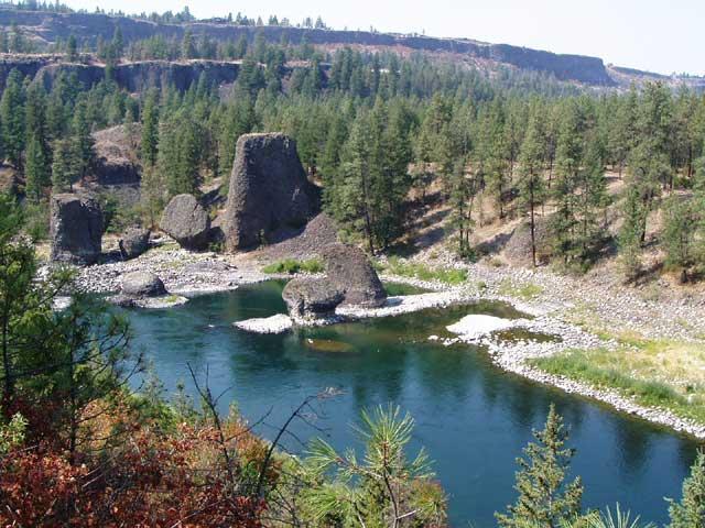 spokane river 6th most endangered river of 2004